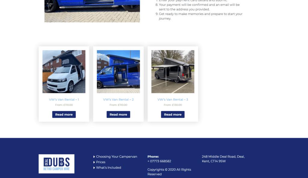 Deal Dubs - Check Availability 2021