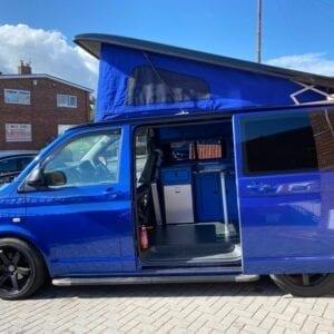 Deal Dubs - Fleet 2 Blue Van